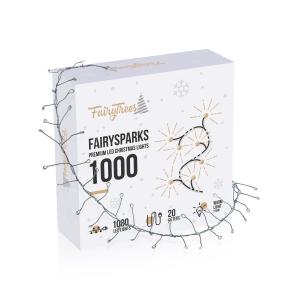 Lumières de Noël LED FairySparks 1000