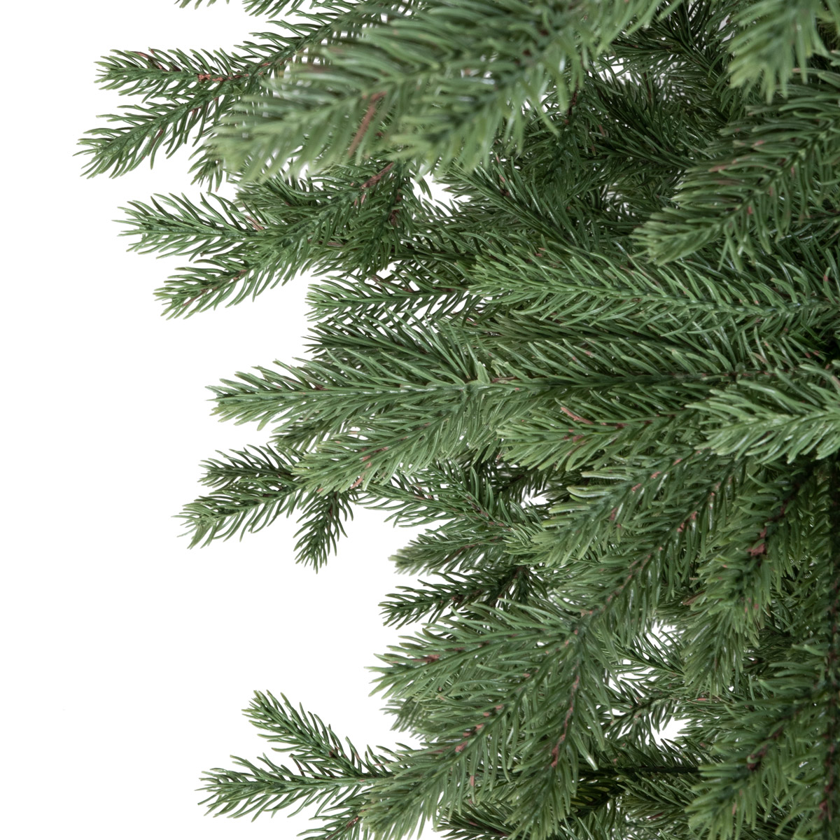 Arbre de Noël artificiel épicéa alpin Premium PU - FairyTrees