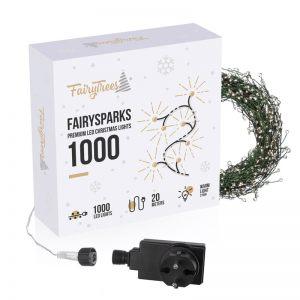 Lumieres de noel LED FairySparks 1000