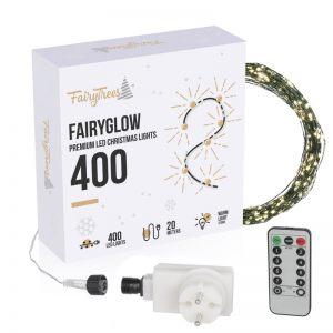 Lampes de Noël LED FairyGlow 400