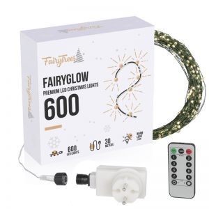 Lampki choinkowe LED FAIRYGLOW 600